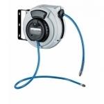 Pneumatic hose reels